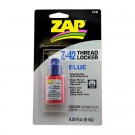 ZAP Z-42 Threadlocker BLUE