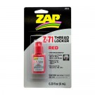 ZAP Z-71 Threadlocker RED