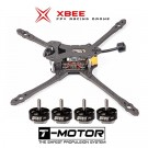 XBEE AIR H (Hybrid) FPV Race Kit w F40 Pro Combo Package